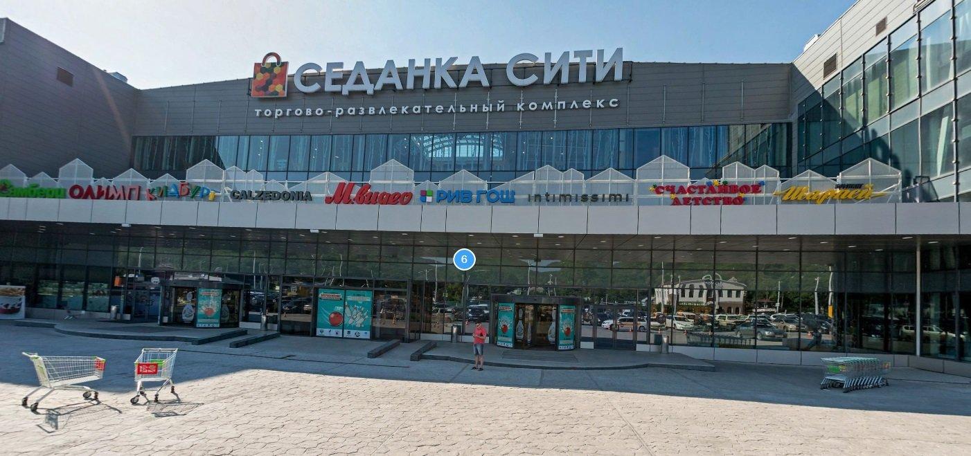 Рив Гош во Владивостоке