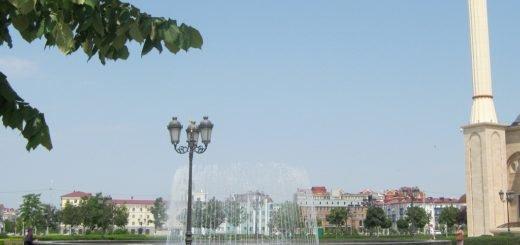 Рив Гош в Петрозаводске