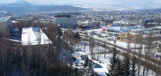Рив Гош в Пятигорске