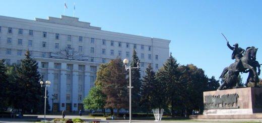 Рив Гош в Ростове на Дону