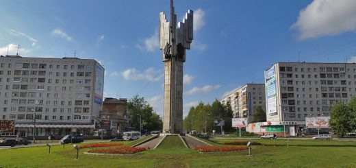 Рив Гош в Сыктывкаре