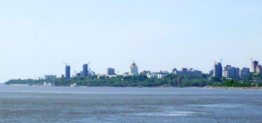 Рив Гош в Хабаровске