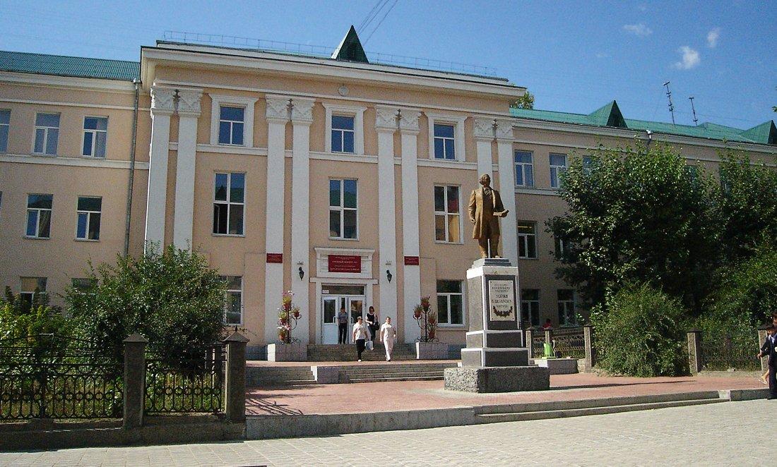 Рив Гош в Улан-Удэ