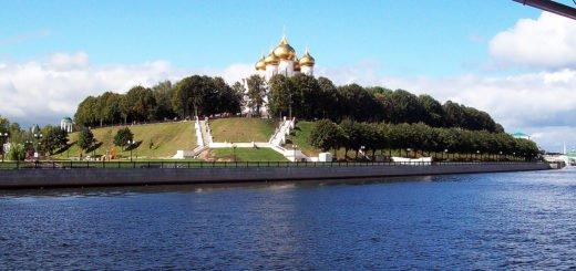 Рив Гош в Ярославле